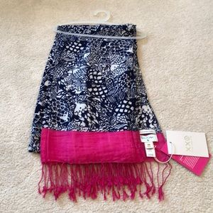 Lilly Pulitzer x Target Scarf
